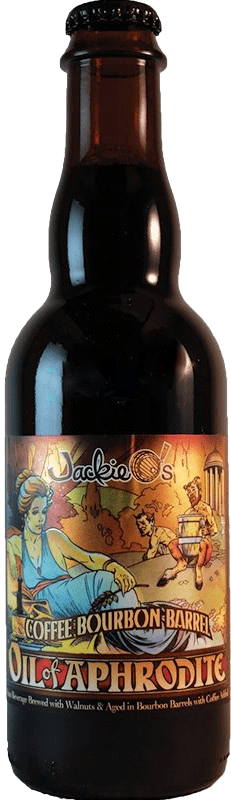 Jackie O's - Oil of Aphrodite Coffee Bourbon Barrel