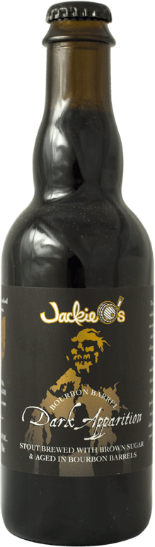 Jackie O's - Dark apparation Bourbon Barrel Aged