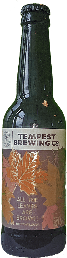 Tempest Brewing Co. - All the Leaves Are Brown BA