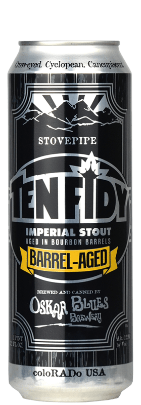 Oskar Blues Brewery - Ten Fidy Barrel Aged