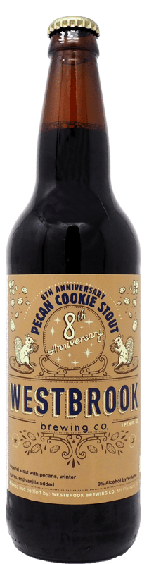 Westbrook Brewing - 8th Anniversary Pecan Cookie Stout