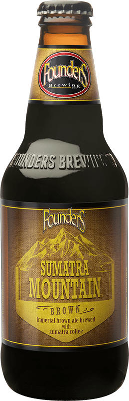 Founders Brewing Co. - Sumatra Mountain Brown