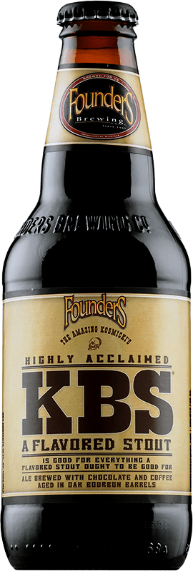 Founders Brewing Co. - Kentucky Breakfast Stout (KBS) (2019)