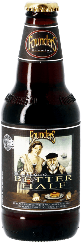 Founders Brewing Co. - Curmudgeon's Better Half