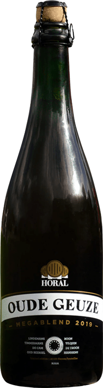Brouwerij Boon - HORAL's Oude Geuze Mega Blend 2019
