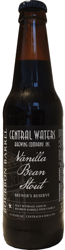 Central Waters - Brewer's Reserve Vanilla Bean Stout (2019)