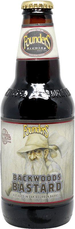 Founders Brewing Co. - Backwoods Bastard