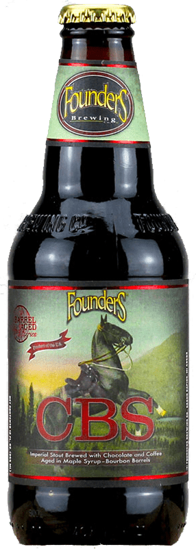 Founders Brewing Co. - Canadian Breakfast Stout (CBS) 2019