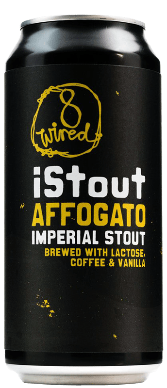 8 Wired Brewing - iStout Affogato