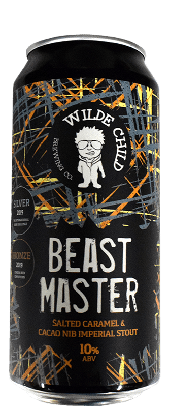 Wilde Child Brewing co. - Beast Master