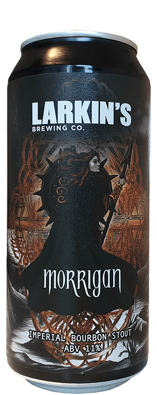 Larkin's Brewing Co - Morrigan