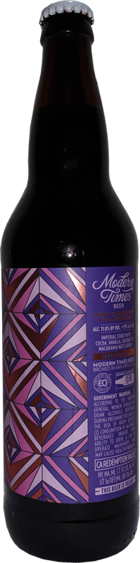 Modern Times Beer - Reality Maze