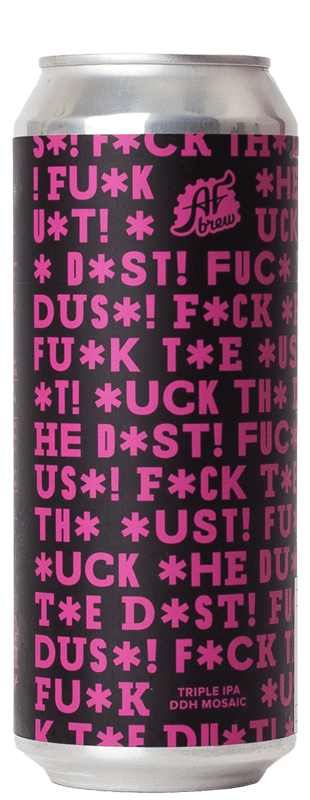 AF Brew - F*ck the Dust! DDH Mosaic