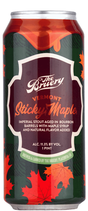The Bruery - Vermont Sticky Maple
