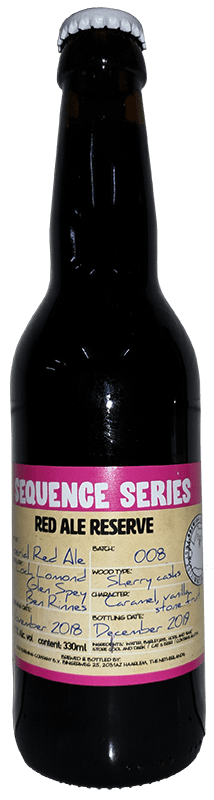 Uiltje - Sequence Series #008 - Red Ale Reserve