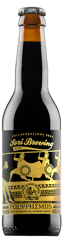 Sori Brewing - Polyphemus (Heaven Hill Bourbon BA)