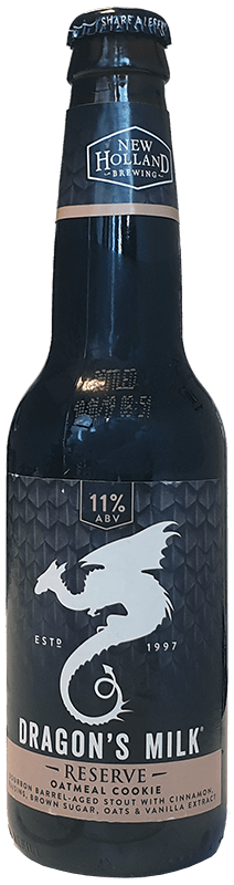 New Holland Brewing Co. - Dragon's Milk Reserve: Oatmeal Cookie