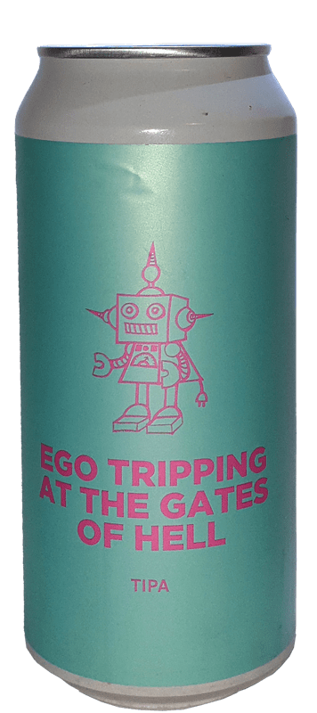 Pomona Island Brew Co. - Ego Tripping At the Gates of Hell