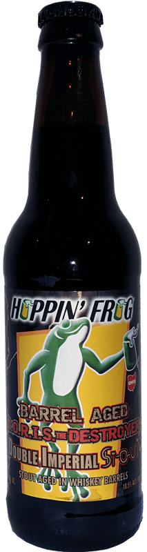 Hoppin' Frog - Barrel Aged D.O.R.I.S. The Destroyer Double Oatmeal Imperial Stout
