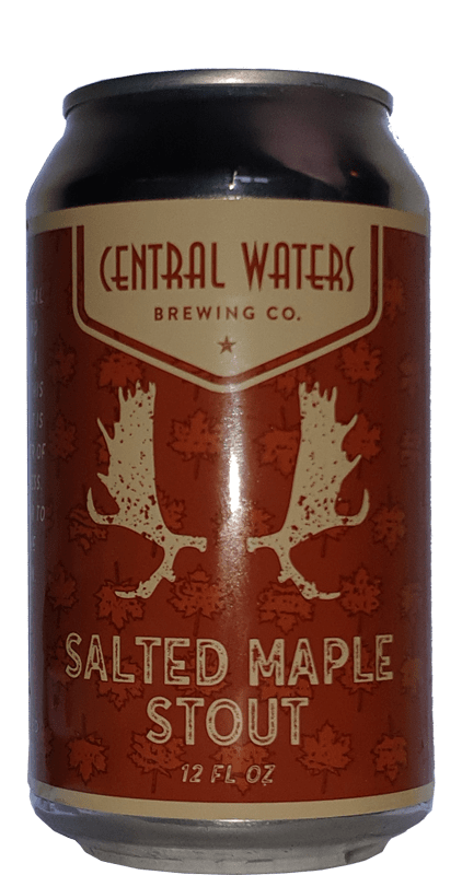 Central Waters - Salted Maple Stout