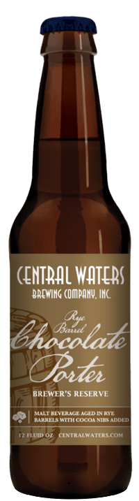 Central Waters - Brewer's Reserve Rye Barrel Chocolate Porter