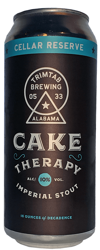 TrimTab Brewing Co. - Cake Therapy