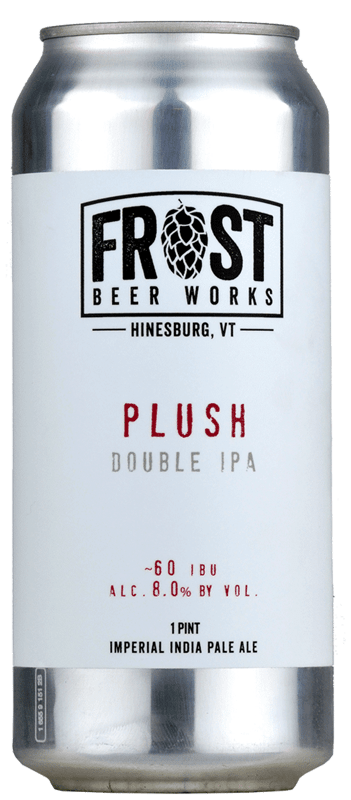 Frost Beer Works - Plush