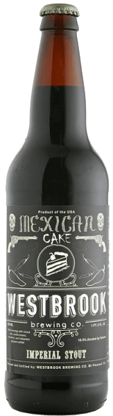 Westbrook Brewing - Mexican Cake