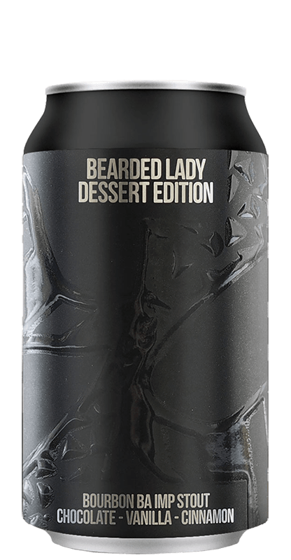 Magic Rock - Bearded Lady Dessert Barrel Aged Bourbon Edition