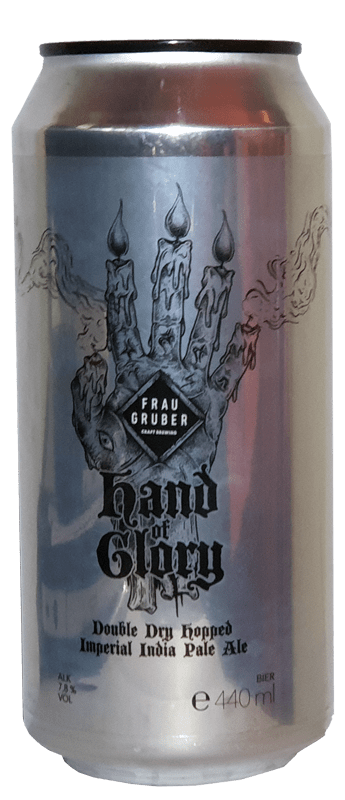 FrauGruber Brewing - Hand of Glory