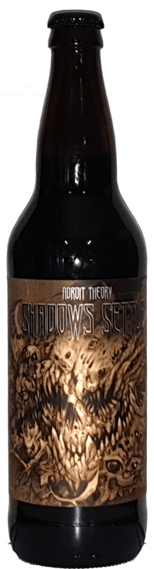 Adroit Theory - Shadows Settle Fig + Date Edition (Ghost 792)