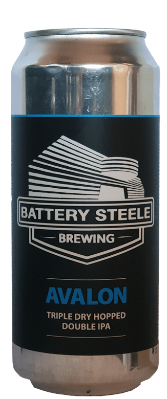 Battery Steele Brewing - Avalon (Triple Dry Hopped)