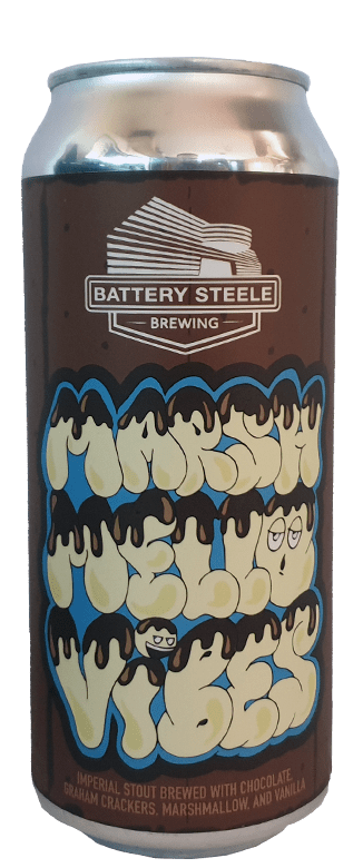 Battery Steele Brewing - Marsh Mello Vibes