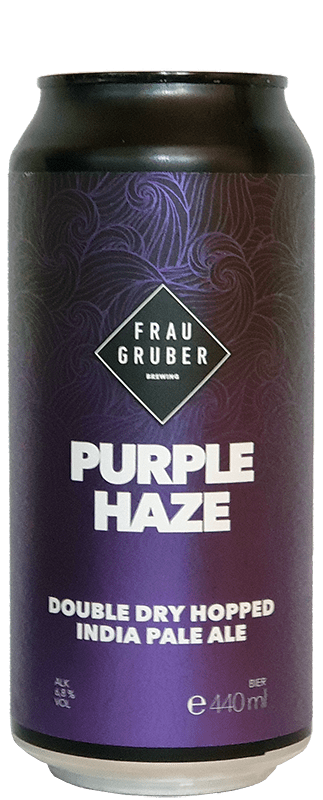 FrauGruber Brewing - Purple Haze
