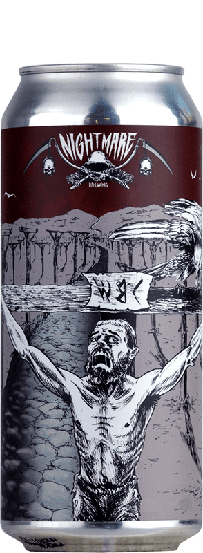 Nightmare Brewing Co. - Crucifixion - Third Servile War