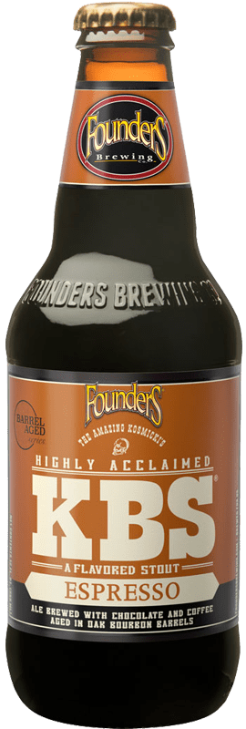 Founders Brewing Co. - KBS Espresso (2020)