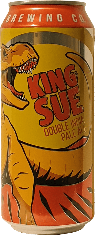 Toppling Goliath Brewing - King Sue