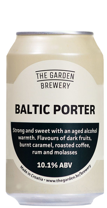 The Garden Brewery - Baltic Porter