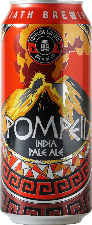 Toppling Goliath Brewing - Pompeii