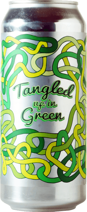 Burley Oak Brewing Co. - Tangled Up In Green