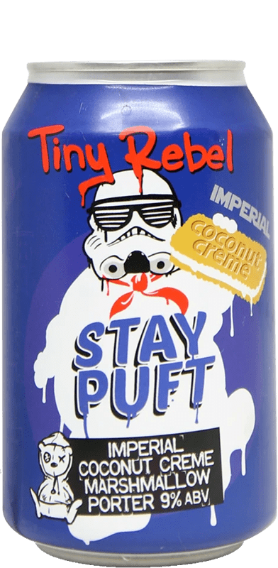 Tiny Rebel Brewing Co - Stay Puft Imperial Praline Edition