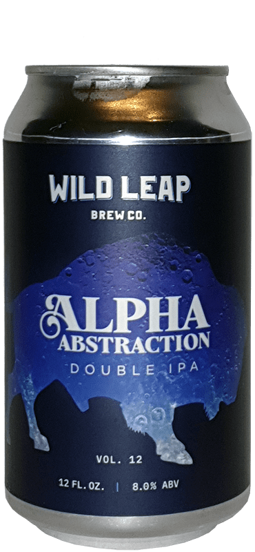 Wild Leap Brew Co. - Alpha Abstraction, Vol. 12