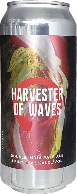 Equilibrium Brewery - Harvester of Waves