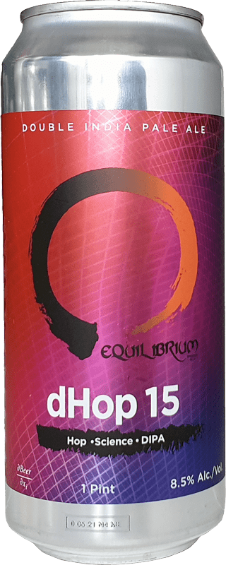 Equilibrium Brewery - dHop15