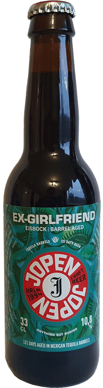 Jopen - Ex-Girlfriend BA Mexican Tequila