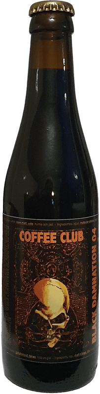 Struise - Black Damnation IV - Coffee Club