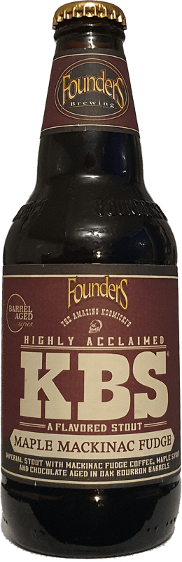 Founders Brewing Co. - KBS Maple Mackinac Fudge (2020)