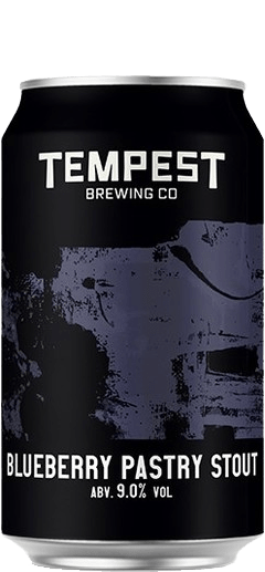 Tempest Brewing Co. - Blueberry Pastry Stout