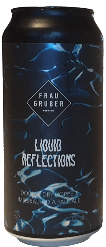 FrauGruber Brewing - Liquid Reflections