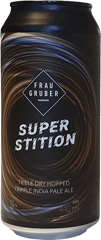FrauGruber Brewing - Superstition